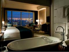 ホテル1位 コンラッド東京