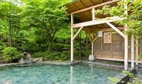 盛岡つなぎ温泉 湯守 ホテル大観 「簾下りの湯」