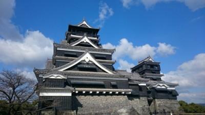 3位熊本城