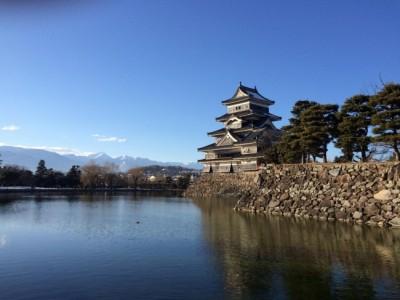 2位松本城
