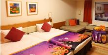 1位:東京ベイ舞浜ホテル ハッピー・ハロウィーンルーム