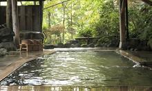 1位:鳴子温泉郷 極上の貸切露天風呂 旅館大沼