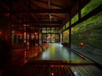 2位_山形県蔵王温泉蔵王国際ホテル八右衛門の湯