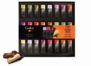 本命チョコランキング1位 「Galler(ガレー)チョコレート ベルギー王室御用達 ミニバーギフトボックス 11種24本入り」