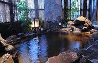 2位 「天然温泉 富山 剱の湯 御宿 野乃」 大浴場 露天風呂