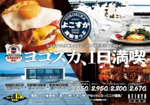 横須賀満喫切符