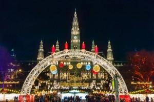 クリスマスオーストリア